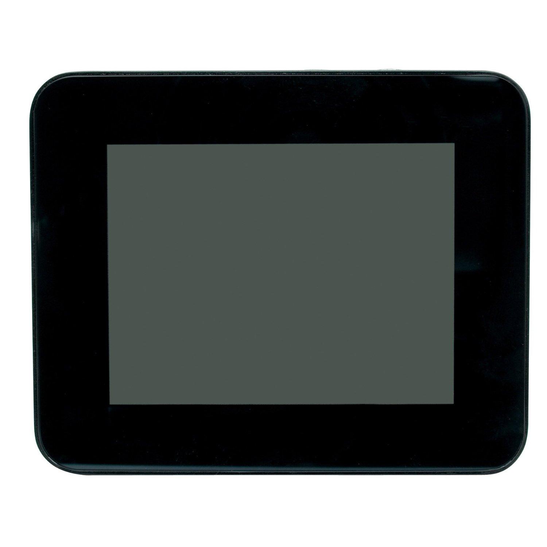 Polaroid Digital Picture Frame 3.5 Black Glass